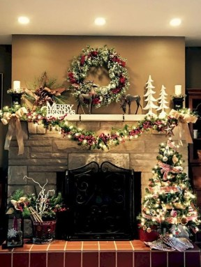 The Best Mantel Decoration Ideas 25