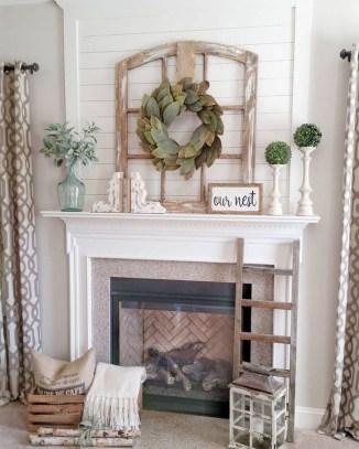 The Best Mantel Decoration Ideas 26