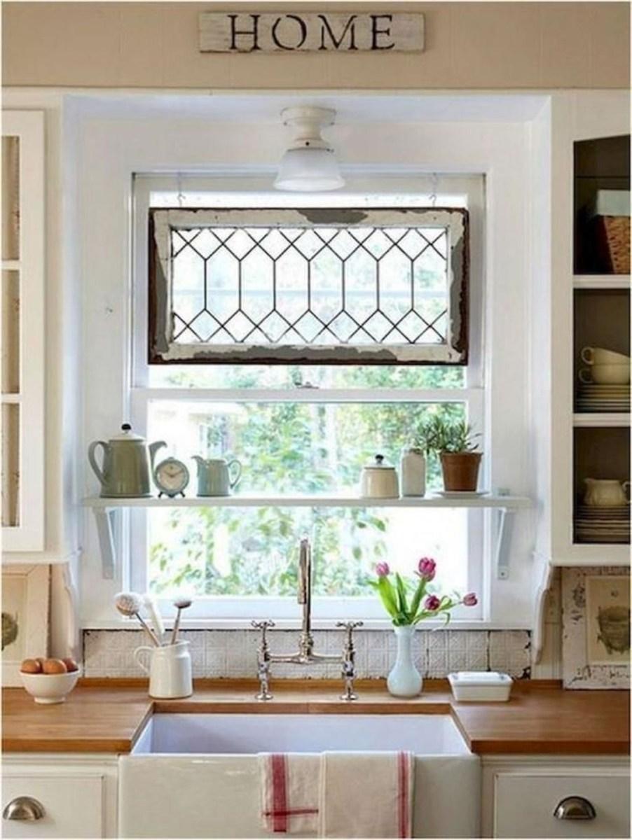 Totally Inspiring Farmhouse Kitchen Design Ideas 10