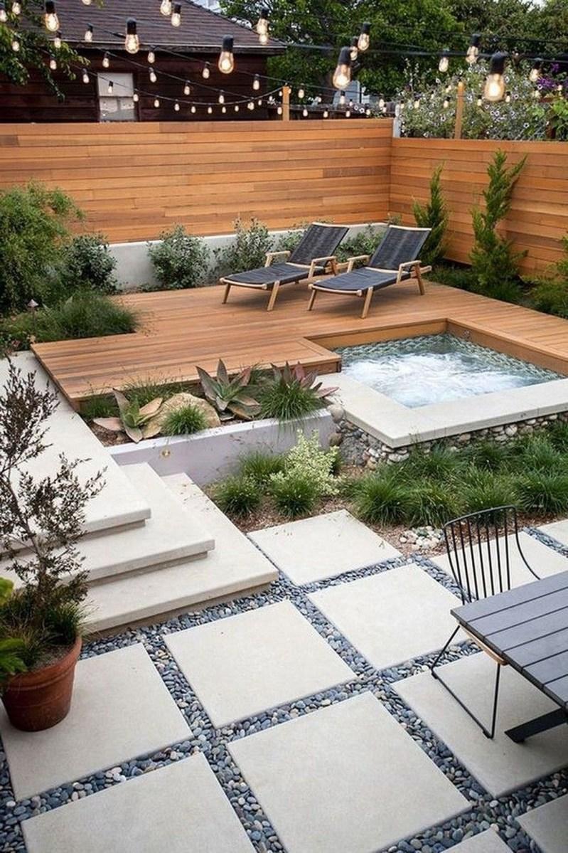 Unique And Beautiful Backyard Decoration Ideas 16