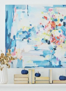 Affordable Blue And White Home Decor Ideas Best For Spring Time 03