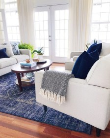 Affordable Blue And White Home Decor Ideas Best For Spring Time 14