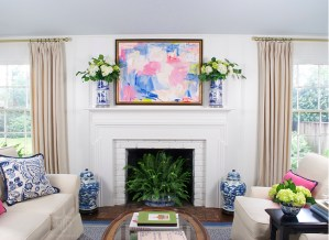 Affordable Blue And White Home Decor Ideas Best For Spring Time 21