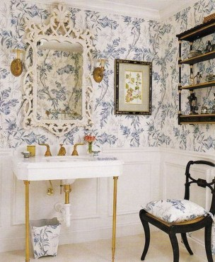 Affordable Blue And White Home Decor Ideas Best For Spring Time 37