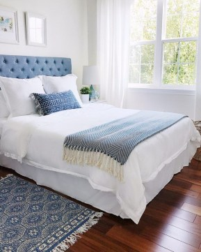 Affordable Blue And White Home Decor Ideas Best For Spring Time 46