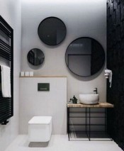 Beautiful Bathroom Mirror Design Ideas 01