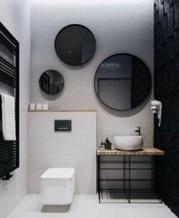 Beautiful Bathroom Mirror Design Ideas 01