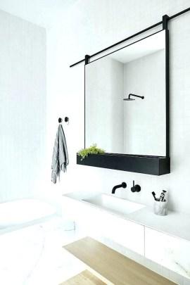 Beautiful Bathroom Mirror Design Ideas 06