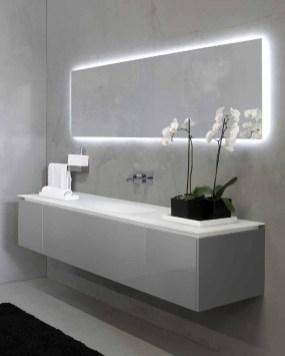 Beautiful Bathroom Mirror Design Ideas 33
