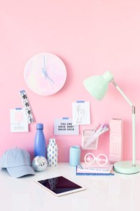 Beautiful Spring Decor Ideas With Pastel Color 04