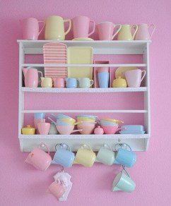 Beautiful Spring Decor Ideas With Pastel Color 06