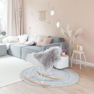 Beautiful Spring Decor Ideas With Pastel Color 15