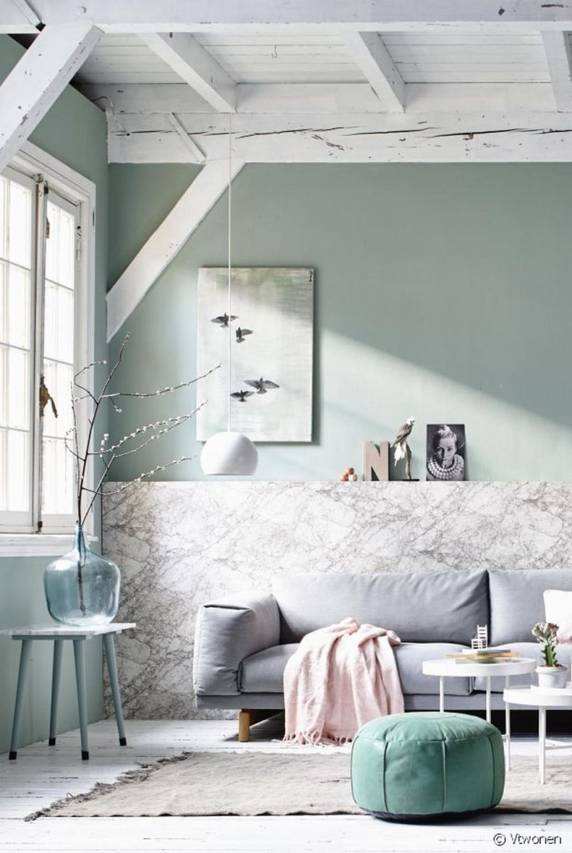Beautiful Spring Decor Ideas With Pastel Color 37