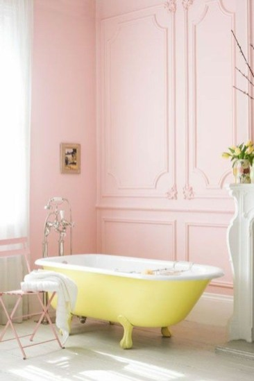 Beautiful Spring Decor Ideas With Pastel Color 46