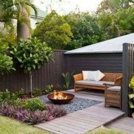 Popular Small Backyard Patio Design Ideas 14