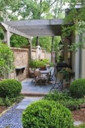 Popular Small Backyard Patio Design Ideas 30