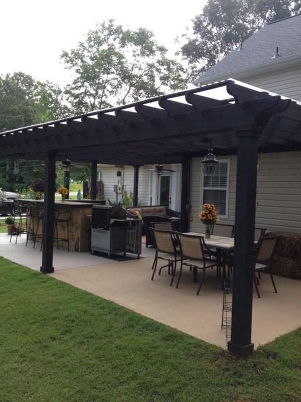Popular Small Backyard Patio Design Ideas 32