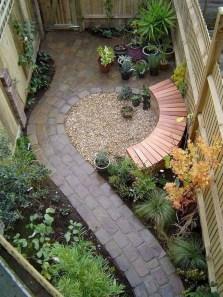 Popular Small Backyard Patio Design Ideas 33
