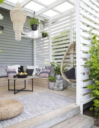 Popular Small Backyard Patio Design Ideas 37