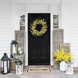 Stunning Spring Front Porch Decoration Ideas 03