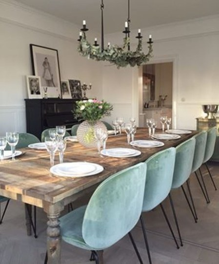 Stylish Dining Chairs Design Ideas 30