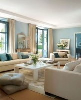 The Best Coastal Theme Living Room Decor Ideas 24