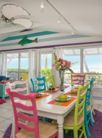 The Best Coastal Theme Living Room Decor Ideas 26