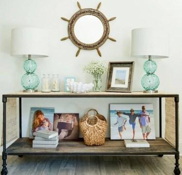 The Best Coastal Theme Living Room Decor Ideas 42