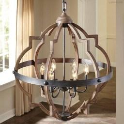 The Best Farmhouse Lights Design Ideas To Get A Vintage Impression 09