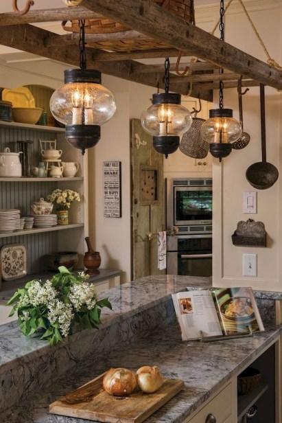 The Best Farmhouse Lights Design Ideas To Get A Vintage Impression 17