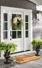 Best Easter Front Porch Decor Ideas 06