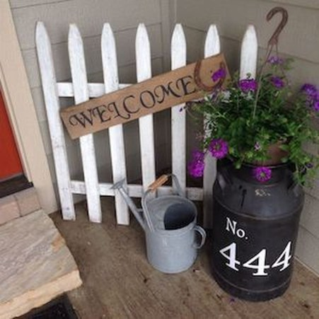 Best Easter Front Porch Decor Ideas 21