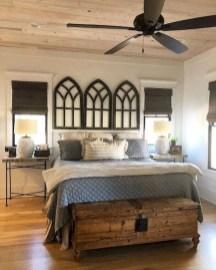 Elegant Farmhouse Bedroom Decor Ideas 02