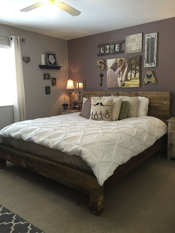 elegant farmhouse bedroom decor ideas 18  homyhomee