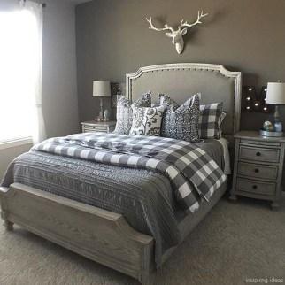Elegant Farmhouse Bedroom Decor Ideas 24
