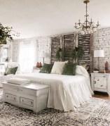 Elegant Farmhouse Bedroom Decor Ideas 25