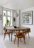 Elegant Modern Dining Table Design Ideas 03