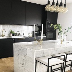 Elegant Modern Dining Table Design Ideas 06