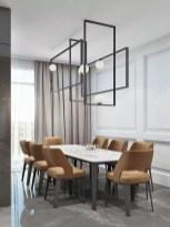 Elegant Modern Dining Table Design Ideas 19