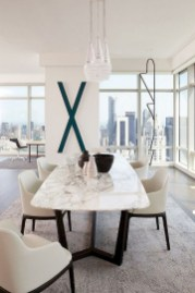 Elegant Modern Dining Table Design Ideas 27