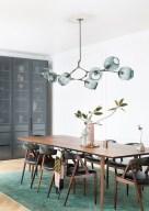 Elegant Modern Dining Table Design Ideas 34