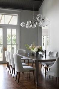 Elegant Modern Dining Table Design Ideas 37