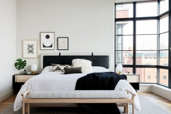 Gorgeous Modern Bedroom Decor Ideas 08