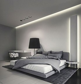 Gorgeous Modern Bedroom Decor Ideas 14