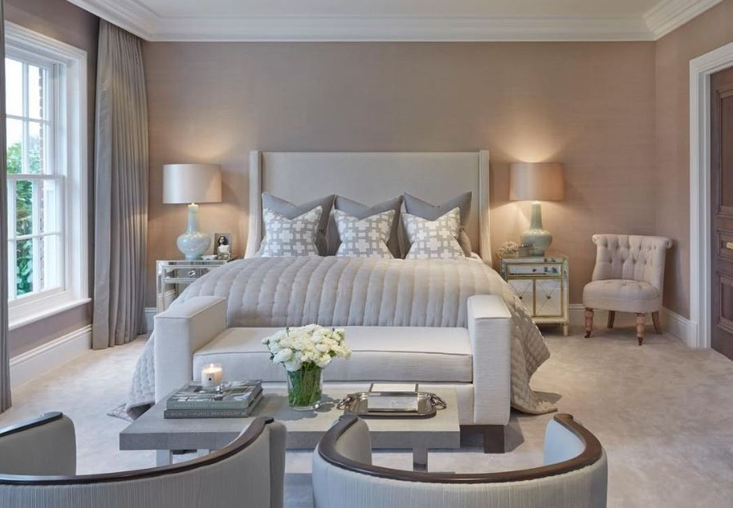Gorgeous Modern Bedroom Decor Ideas 20