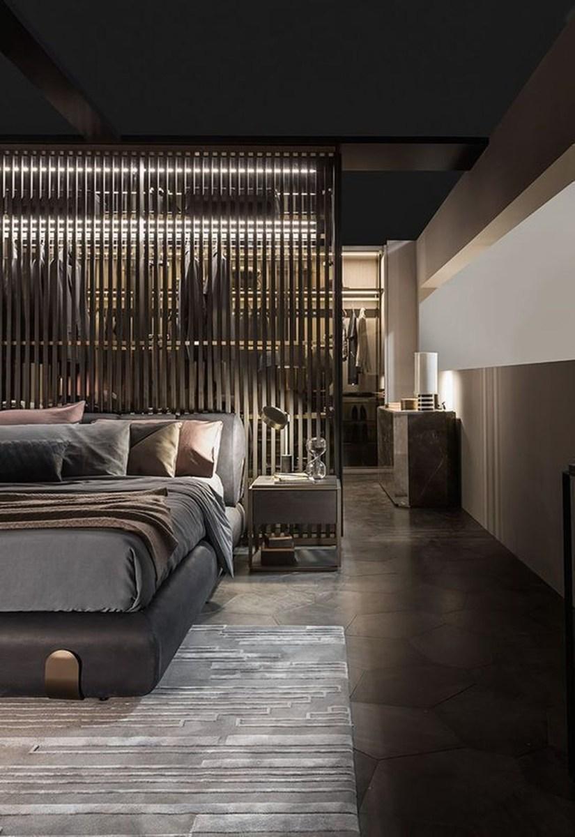 Gorgeous Modern Bedroom Decor Ideas 38