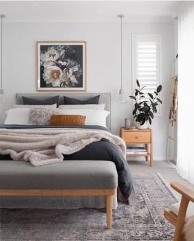 Gorgeous Modern Bedroom Decor Ideas 42