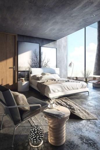 Gorgeous Modern Bedroom Decor Ideas 50