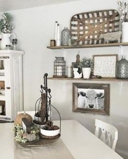 Luxury Modern Farmhouse Decoration Ideas 25