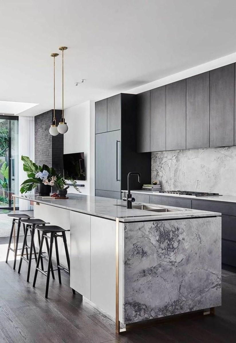 Stunning Modern Kitchen Design Ideas 41